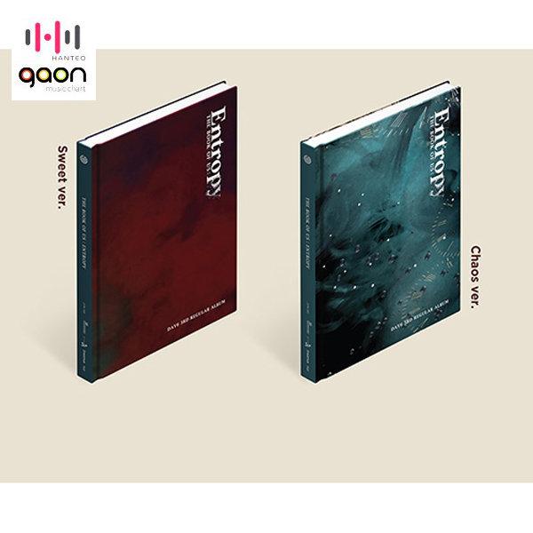 데이식스 (Day6) / 3집-The Book of Us : Entropy  88p포토북+포토카드2종+엽서+북마크 상품이미지