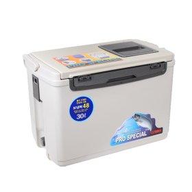 국산 코스모스 아이스박스 30L 아이스쿨러 보냉용 보냉박스