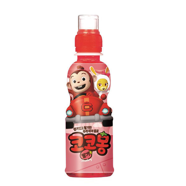코코몽 어린이 딸기주스 200ml 24개 어린이주스 상품이미지
