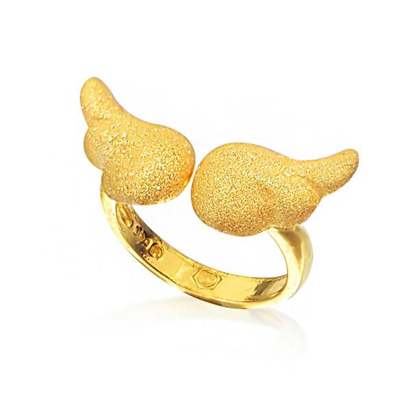 (현대Hmall) 골드리카 순금 아기천사날개 돌반지 3.75g(99.9%) 상품이미지