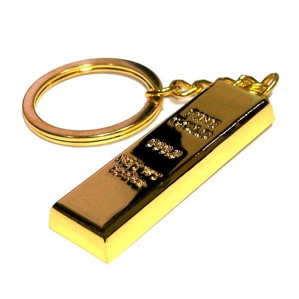 골드바 열쇠고리-가방 패션소품 키링 키홀더 악세사리 상품이미지