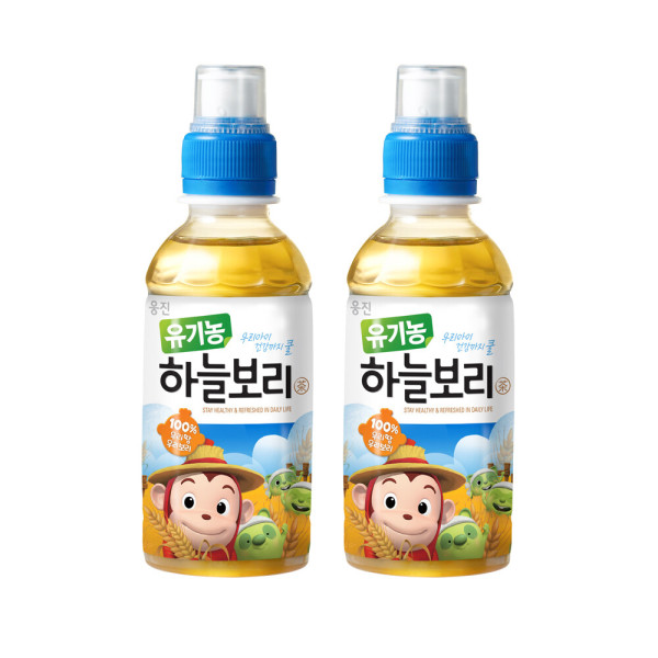 유기농하늘보리 코코몽 어린이음료 200mlx24 상품이미지
