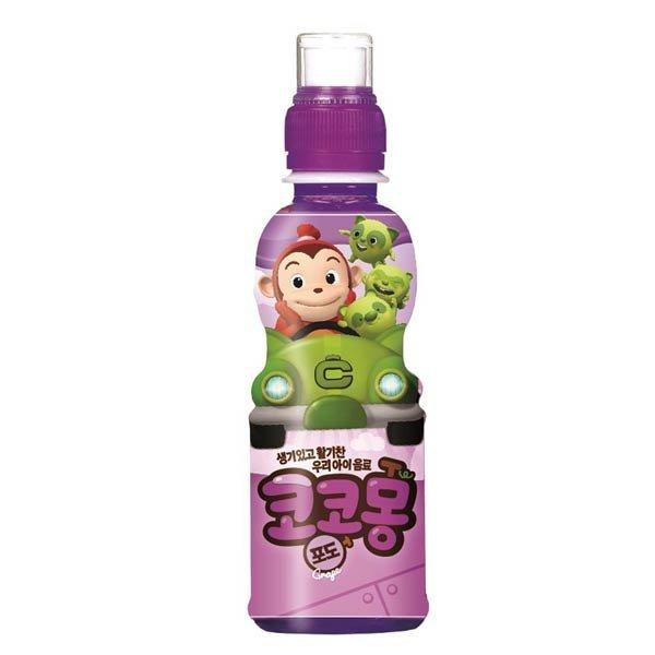 코코몽 포도 어린이음료 200mlx24 상품이미지