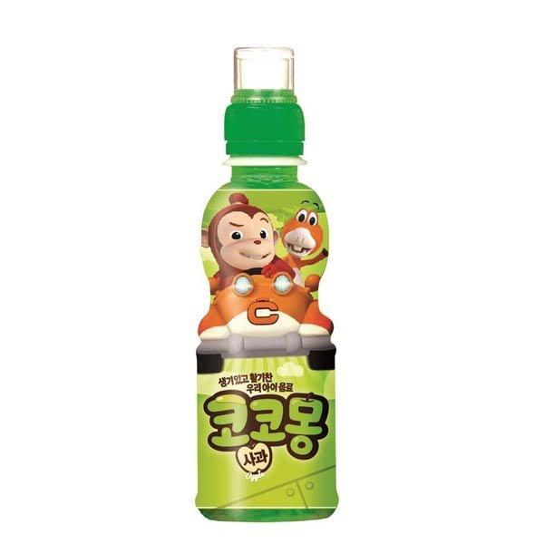 코코몽 사과 어린이음료 200mlx24 상품이미지