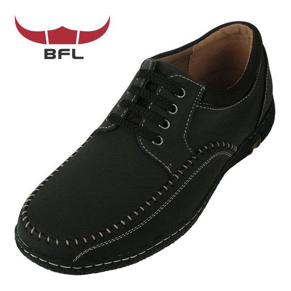 BFL 801UP 블랙 남성 캐주얼화 정장 로퍼 단화 구두 상품이미지