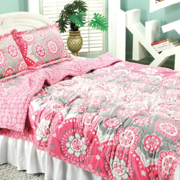극세사 침대 패드 퀸사이즈 국내생산 겨울 이불패드 상품이미지
