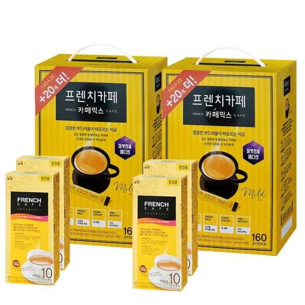 프렌치카페 카페믹스 프리미엄 360T (180+180) 상품이미지