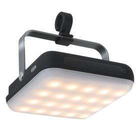 아웃도어 3단계 다기능 휴대용 LED 캠핑 랜턴