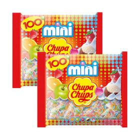 츄파춥스 미니 100입 2개 캔디 사탕
