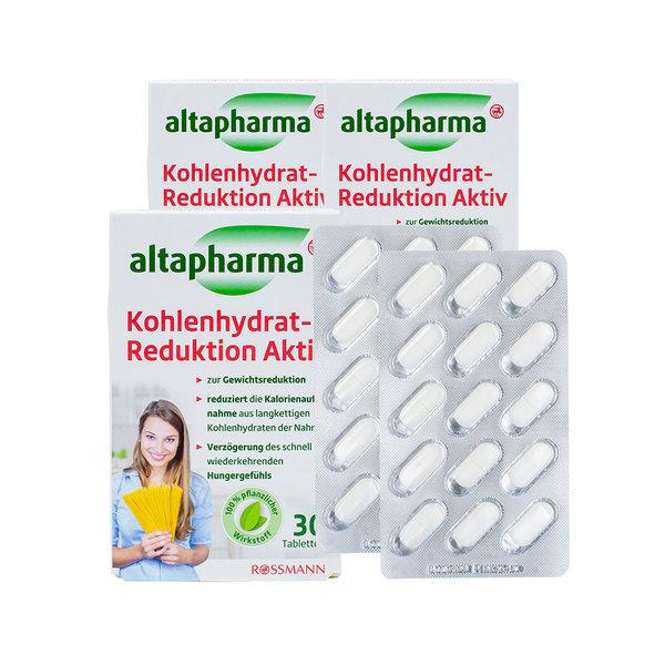 알타파마 탄수화물 억제제 28정 x3개 상품이미지