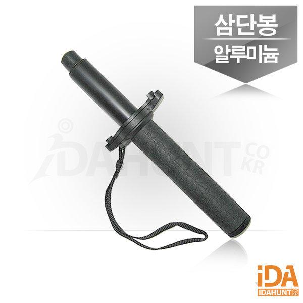 K-1 경찰3단봉 호신용삼단봉 호신봉 알루미늄 소재 상품이미지