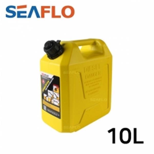 씨플로  제리캔 10L 흘림방지 보조연료통 (디젤용) 상품이미지