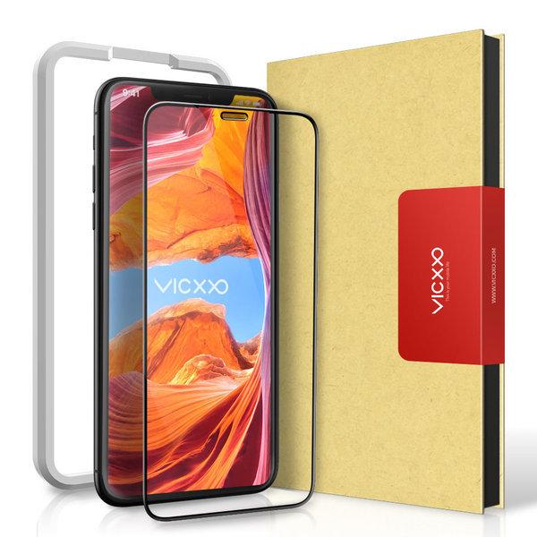 아이폰11 프로 2.5DX 풀커버 액정보호 강화유리 필름 상품이미지
