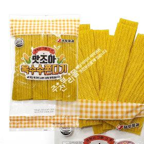 추억의간식 쫀디기 5봉 호박꿀 쫄쫄이 맛조아