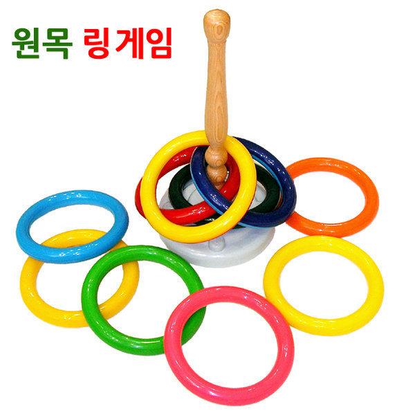 유성 원목 링던지기/고리던지기 링게임.민속게임 투호 상품이미지