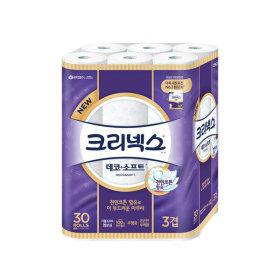 3겹 데코앤소프트 27m30롤x1팩/휴지 /NEW