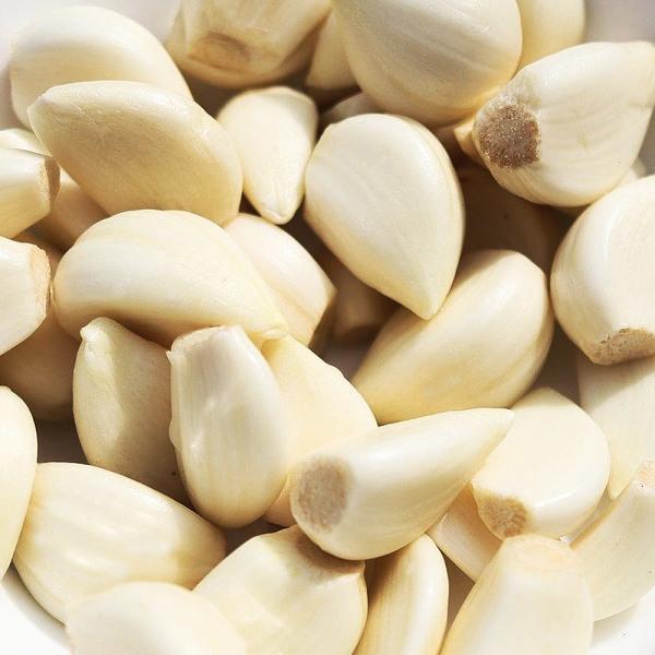 국내산 마늘 깐마늘  대 1kg 상품이미지