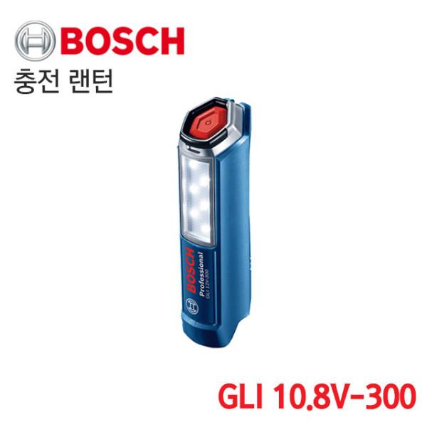 (오늘발송) 보쉬 충전 랜턴 GLI10.8V-300 (베어툴) 상품이미지