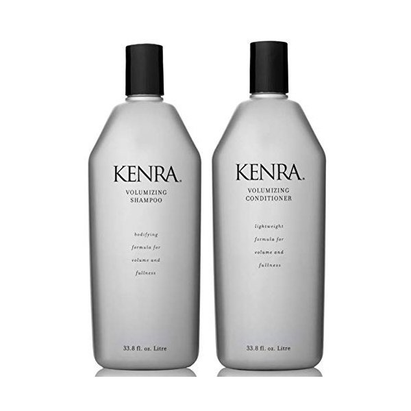 해외쇼핑/Kenra Volumizing Shampoo and Conditioner Set  33.8-Fluid-Ounce 상품이미지