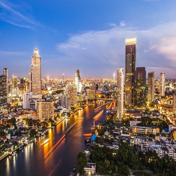 방콕 5성급 메리어트 마르퀴스호텔 자유여행 5일 (유심칩 제공+에코백 제공) 상품이미지