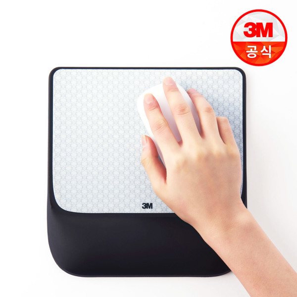 3M 손목보호용 마우스패드 MW85B 상품이미지