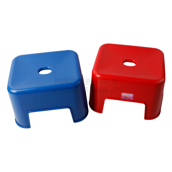 SM 제일 사각 의자 중 색랜덤 / 욕실 화장실 베란다 상품이미지