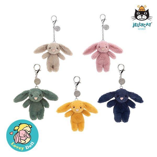 키링-색상선택 에어팟/캐릭터키링/열쇠고리/가방악세사리/가방고리인형 상품이미지