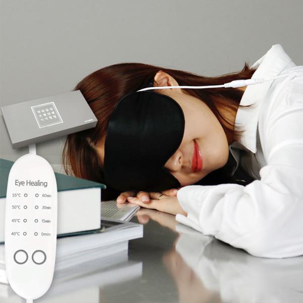 닥터김강 실크 스팀 온열 안대 수면안대 안구건조증 상품이미지