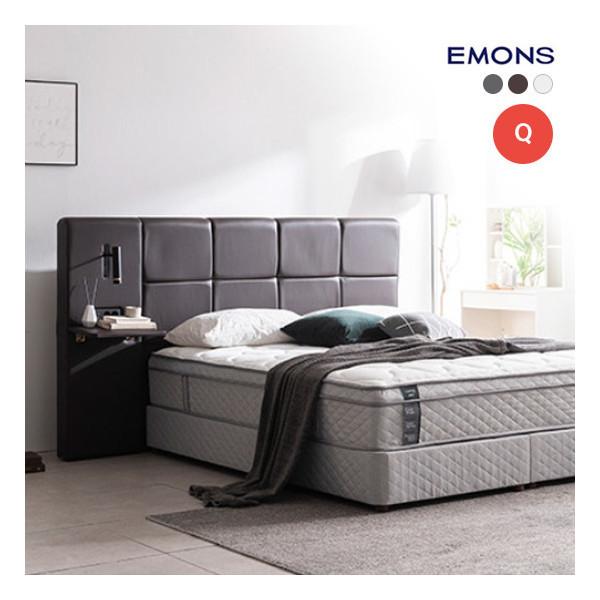에몬스   퀸Q   휴레스트 투매트리스 침대 상품이미지