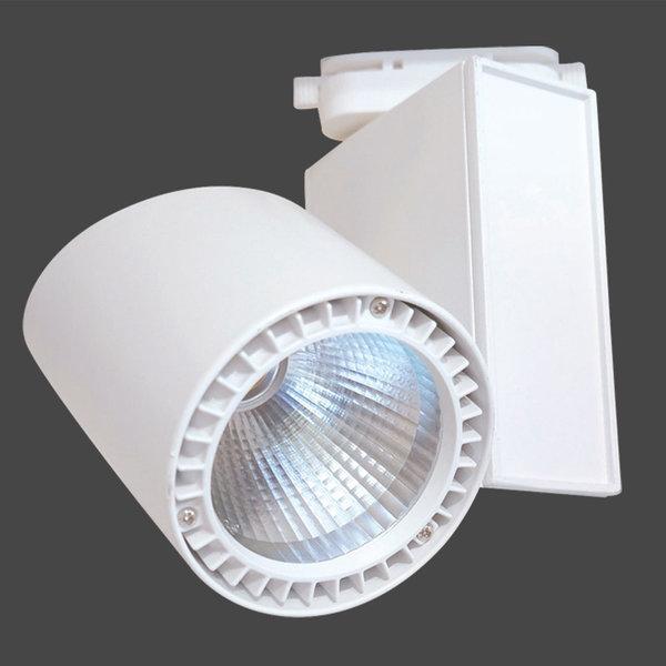 LED스포트 COB 40W 매장레일조명 인테리어 포인트조명 상품이미지