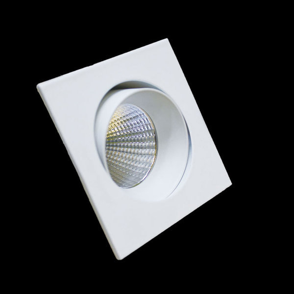 LED매립등 6W 사각 다운라이트 타공 70파이 포인트등 상품이미지
