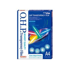 팬시로비/A4 OHP 컬러잉크젯프린터전용 50매입