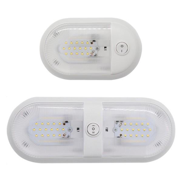 캠핑 실내등 카라반 차량용 트레일러 조명 천장등 LED 상품이미지