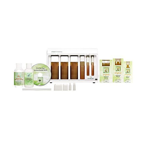 해외쇼핑/Clean + Easy Waxing Spa Basic Kit (120V) 상품이미지