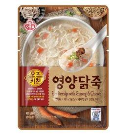 오뚜기_오즈키친영양닭죽_450G