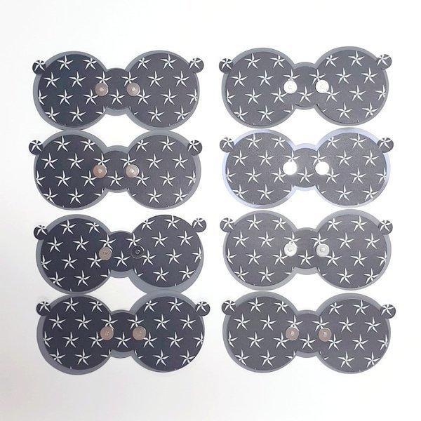 미니마사지기 호환 기본패드6+2개 찰떡패드 상품이미지