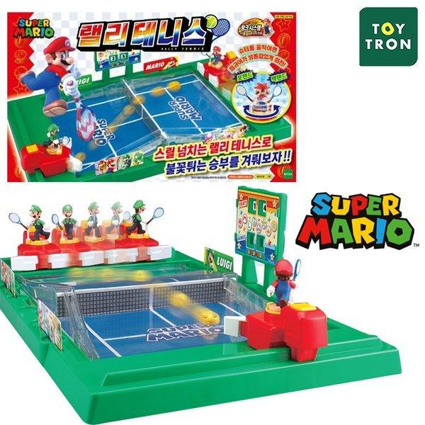 슈퍼마리오 랠리 테니스/마리오 테니스게임 보드게임 마리오 보드게임 마리오게임 상품이미지
