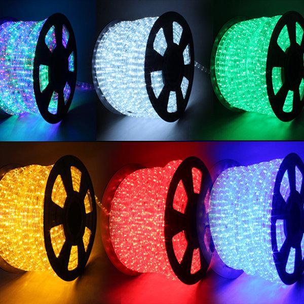 LED 사각 논네온 줄조명 50M 장식 간접등 데코 램프 상품이미지