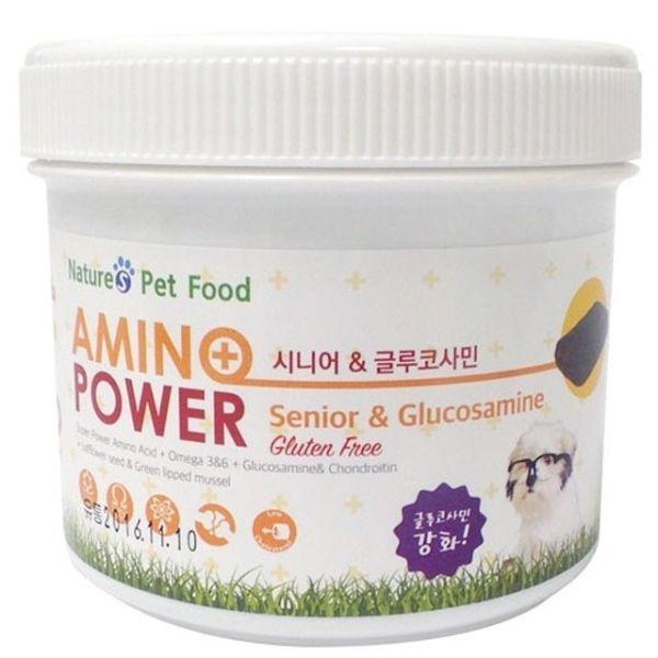 강아지영양제 아미노파워 영양제 200g(글루코사민) 상품이미지