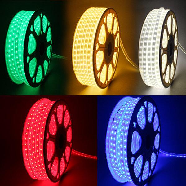 퍼스트 LED 후렉시블 논네온 줄조명 50M 장식 간접등 상품이미지