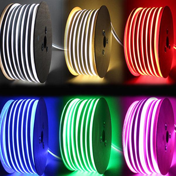 LED 엣지 네온플럭스 양면 논네온 줄조명 50M 간접등 상품이미지