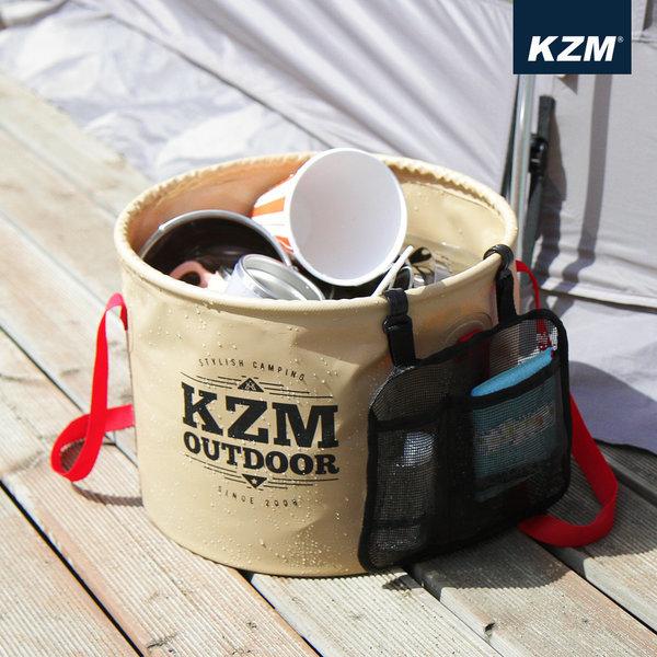 카즈미 캠핑 씽크볼 27L K4T3K002 캠핑용품 아웃도어 상품이미지
