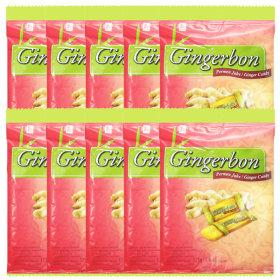 진저본 생강 젤리 125gx10봉/생강사탕/편강/유과/사탕