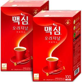 오리지날 커피믹스 100T+100T 총200T/커피