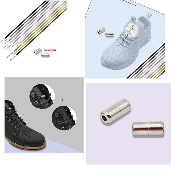 MOIZI 노매듭캡슐 신발끈 정리 고정 끈풀림방지 상품이미지