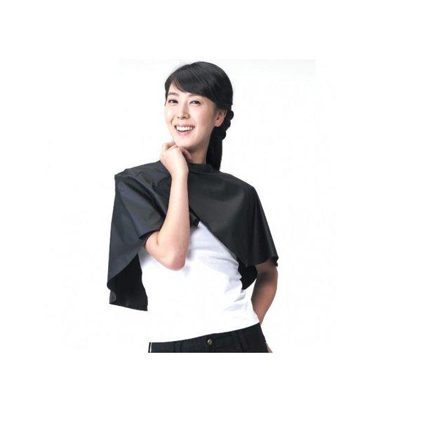 요들가운 살롱(소)파마보 /피부 미용가운/커트보 블랙 상품이미지
