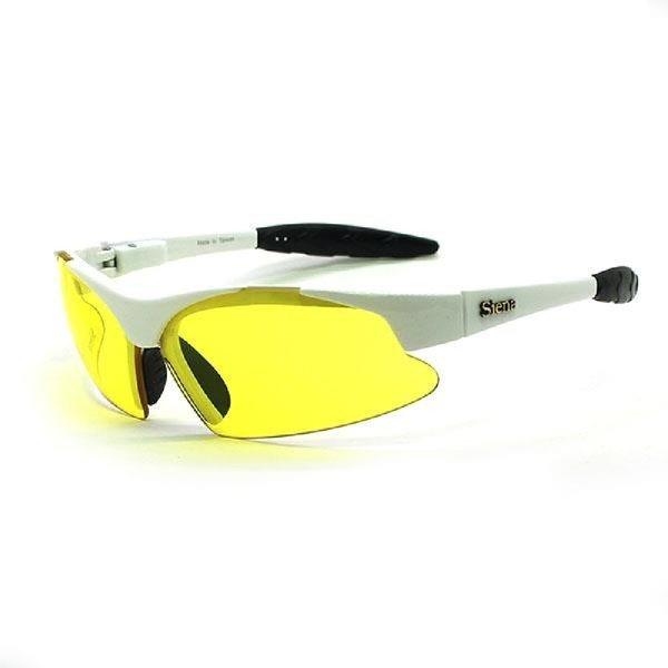 siena 스포츠고글 0602 white yellow 선글라스 방풍고 상품이미지