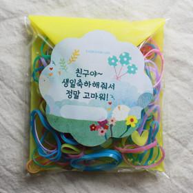 여사친생일선물 유아머리핀 4살여아선물 초등학생선물