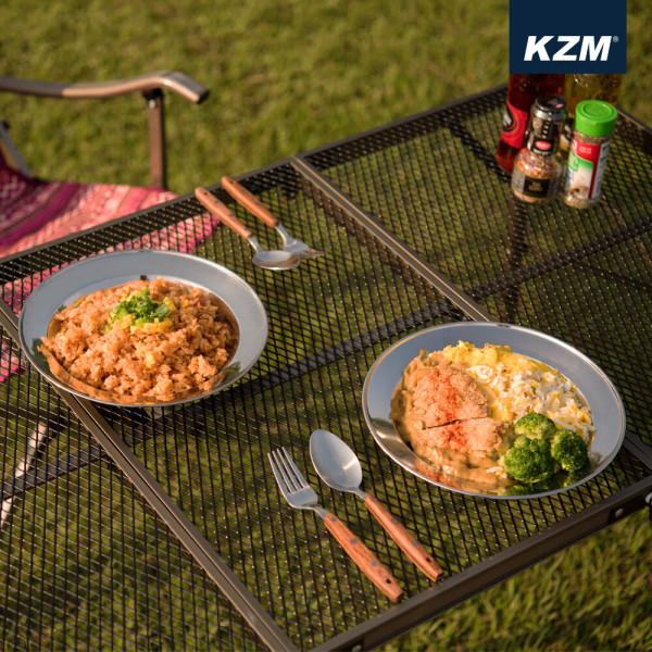 카즈미 캠핑 식기세트 15P K7T3K001 캠핑용품 취사 상품이미지