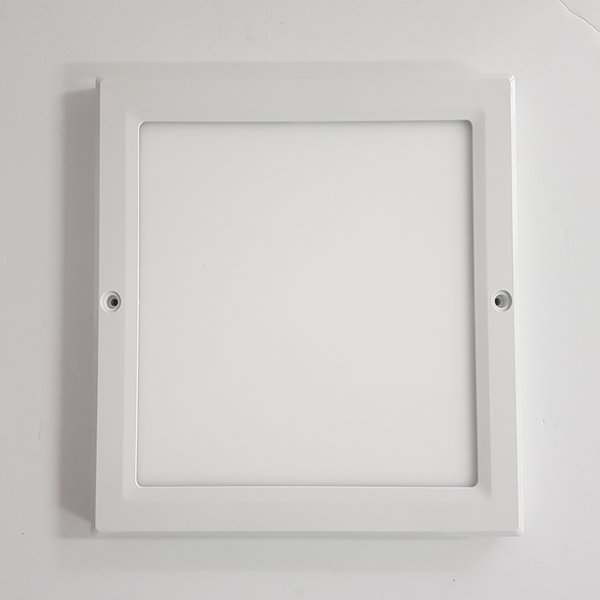 LED 사각 엣지 직부등 20W 주광색/베란다 조명/복도등 상품이미지